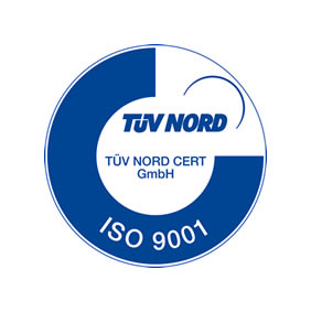 TUV certification - click for preview